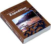 Book cover - Vehicle-dependent Expedition Guide, 4th Edition